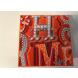 Prázdna Krabica Hermes Terre D´Hermes, Rozmery: 26cm x 26cm x 10cm