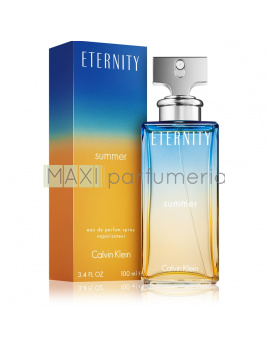 Calvin Klein Eternity Summer 2017 for Woman, Parfumovaná voda 100ml