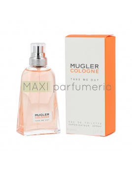Mugler Cologne Take me out, Toaletná voda 100ml - Tester