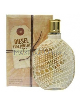 Diesel Fuel for life Woman, Parfémovaná voda 75ml
