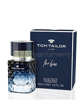 Tom Tailor for Him, Toaletná voda 50ml