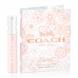 Coach Floral, Vzorka vône