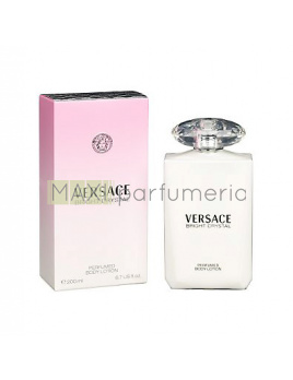 Versace Bright Crystal, Telové mlieko - 200ml