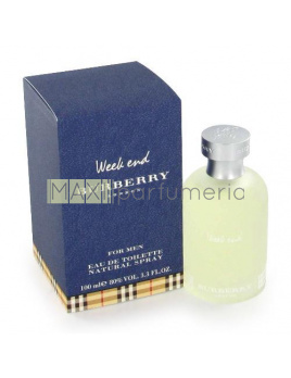 Burberry Weekend for Men, Toaletná voda 100ml