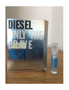 Diesel Only the Brave High, Vzorka vône EDP