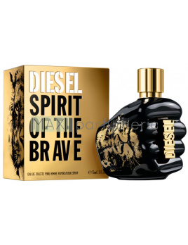 Diesel Spirit of the Brave, Toaletná voda 75ml