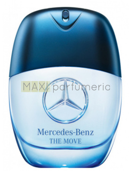 Mercedes - Benz The Move, Vzorka vône EDT
