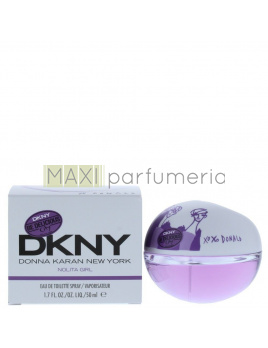DKNY Be Delicious City Girls Nolita Girl, Toaletná voda 50ml