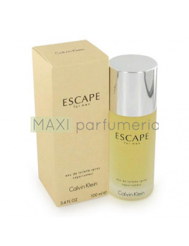 Calvin Klein Escape for Man, Toaletná voda 100ml