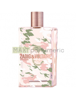 Zadig & Voltaire This is Her! No Rules, Parfémovaná voda 100ml - Tester