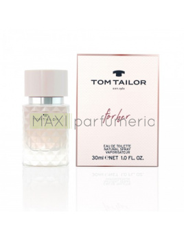 Tom Tailor for her, Toaletná voda 50ml
