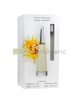 Issey Miyake L´Eau D´Issey, Edt 50ml + 7,5ml Edt