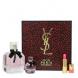 Yves Saint Laurent Libre Set: Parfumovaná Voda 90ml + 7,5ml Parfumovaná Voda + 1,3g Rúž Pur Couture No.70