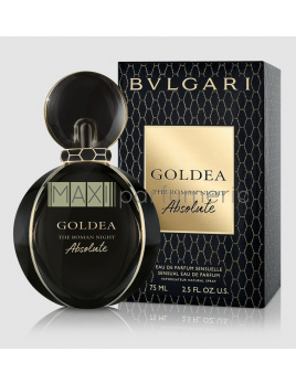 Bvlgari Goldea The Roman Night Absolute Sensuelle, Parfémovaná voda 75ml
