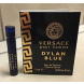 Versace Pour Homme Dylan Blue, vzorka vône