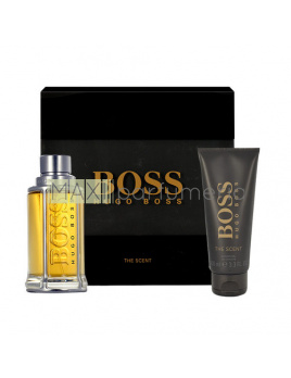 Hugo Boss The Scent, Edt 50ml + 100ml sprchový gel