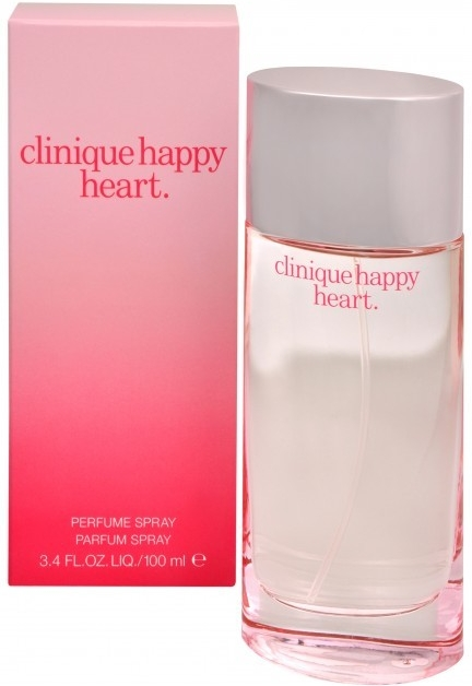 Clinique Happy Heart, Parfémovaná voda 100ml - tester
